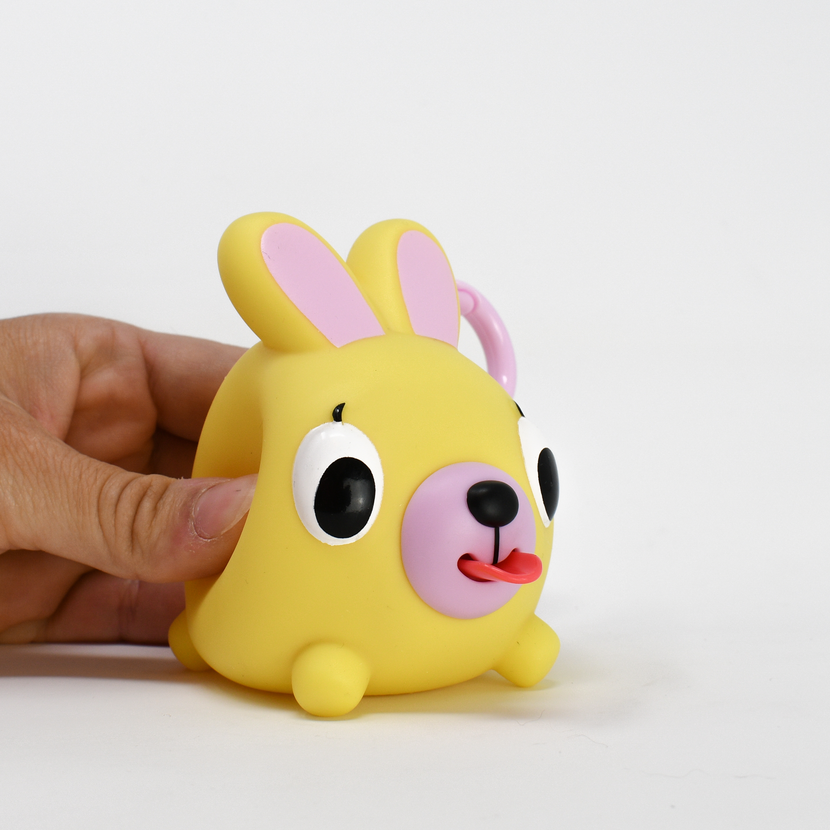 Jabber Ball Yellow Bunny-10