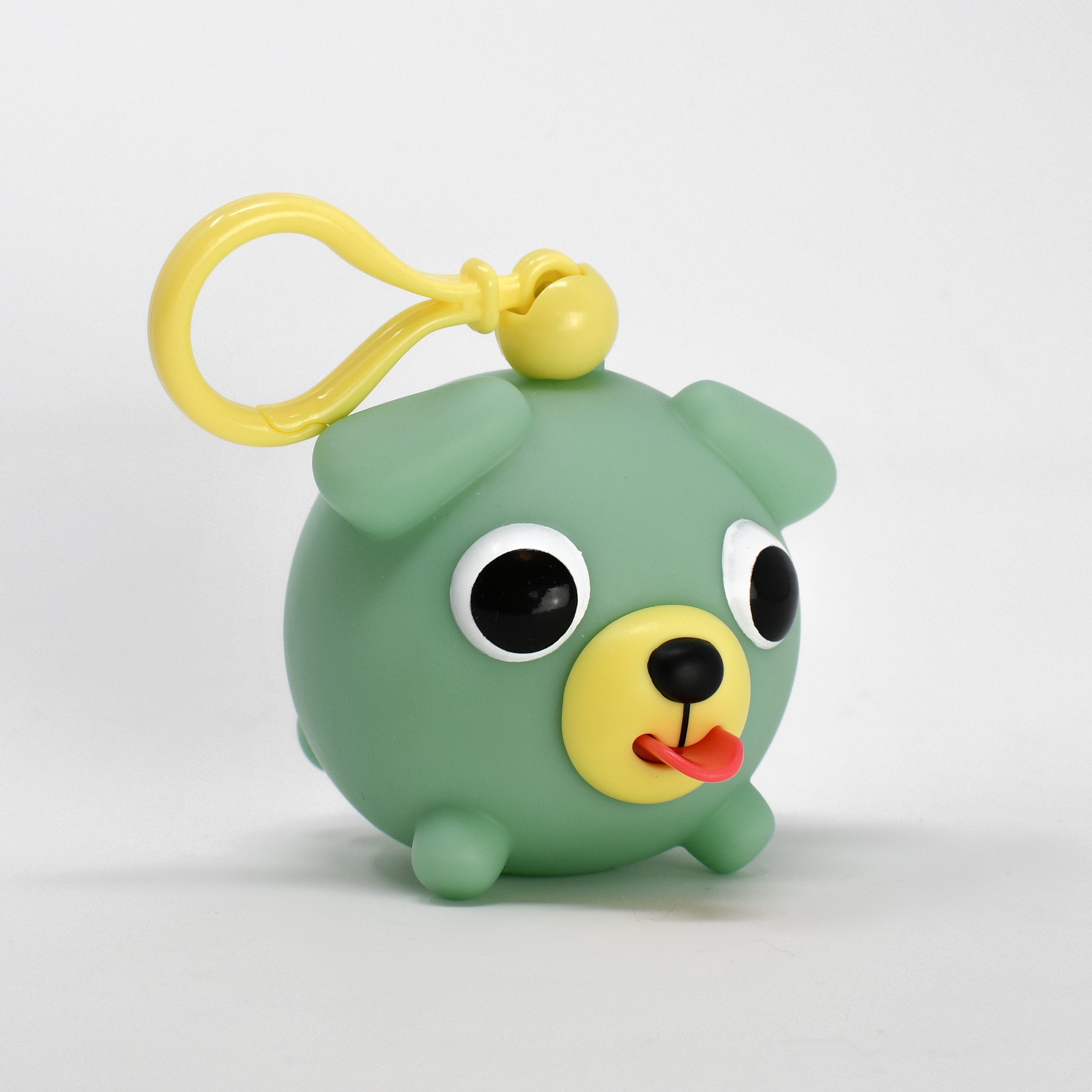 Jabber Ball Green Dog-9