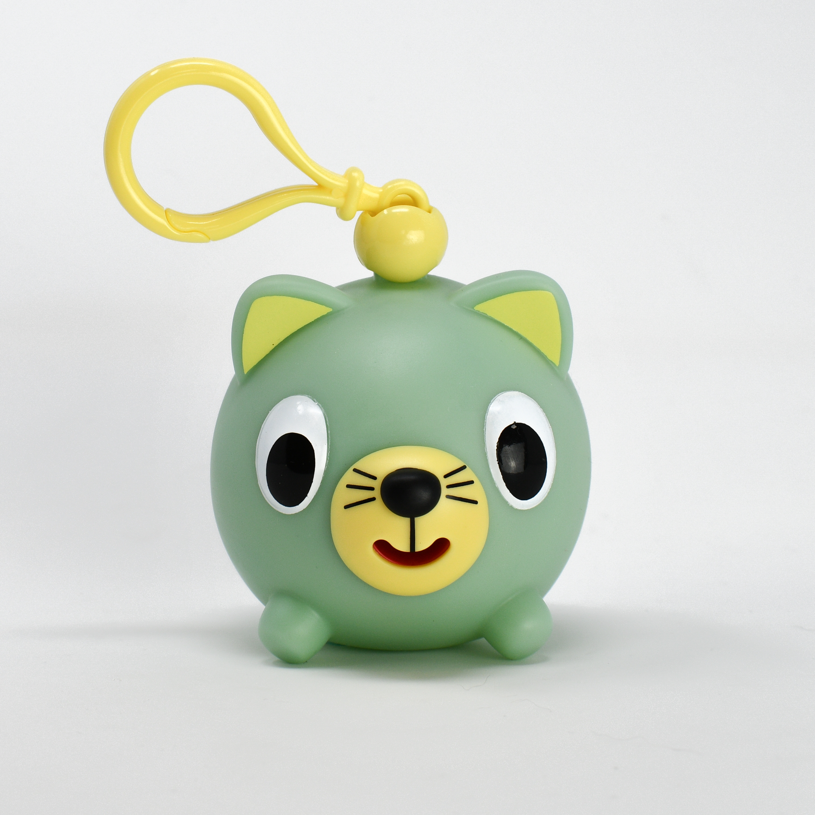 Jabber Ball Green Cat-1