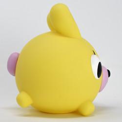 Jabber Ball Yellow Bunny-10