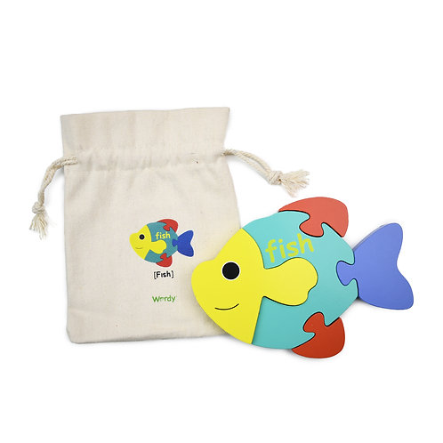 The Wordy Fish Puzzle