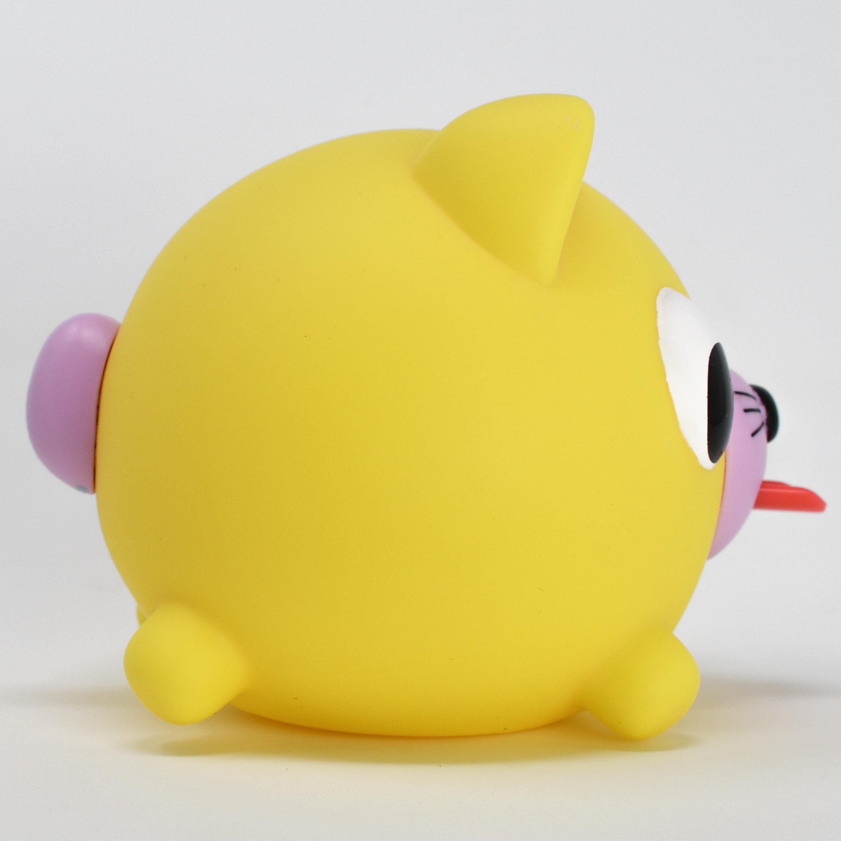 Jabber Ball Yellow Cat-7