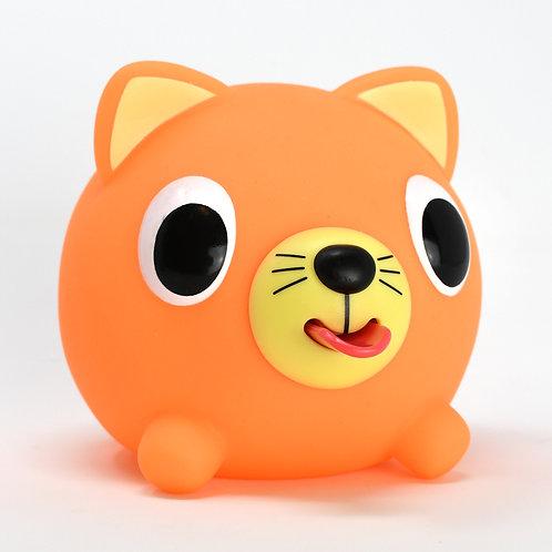 NEON JABBER BALL CAT