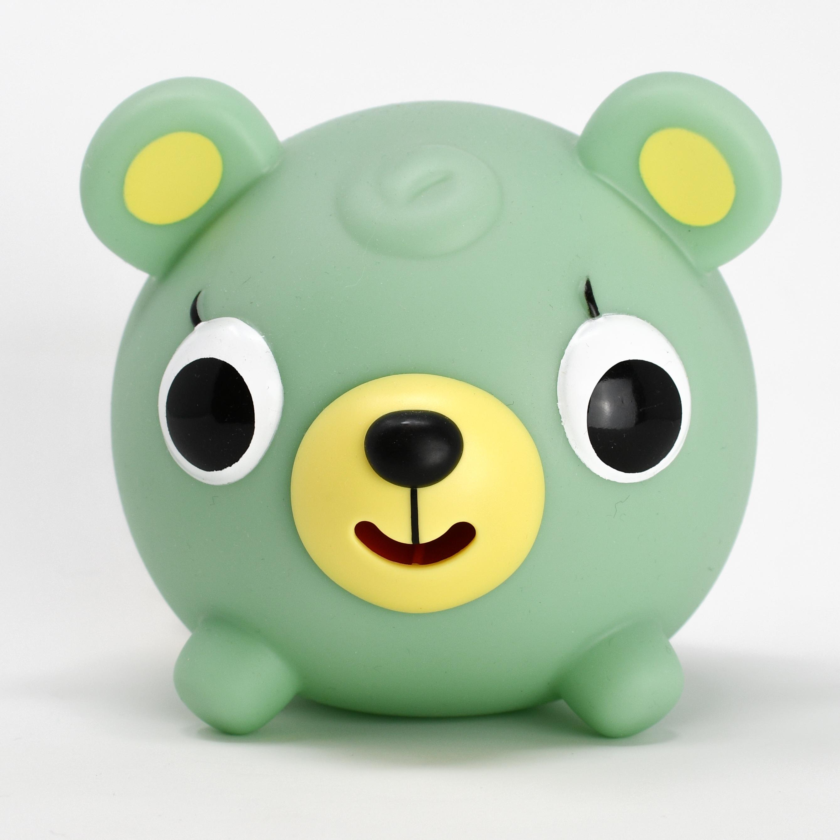 Jabber Ball Green Bear-1