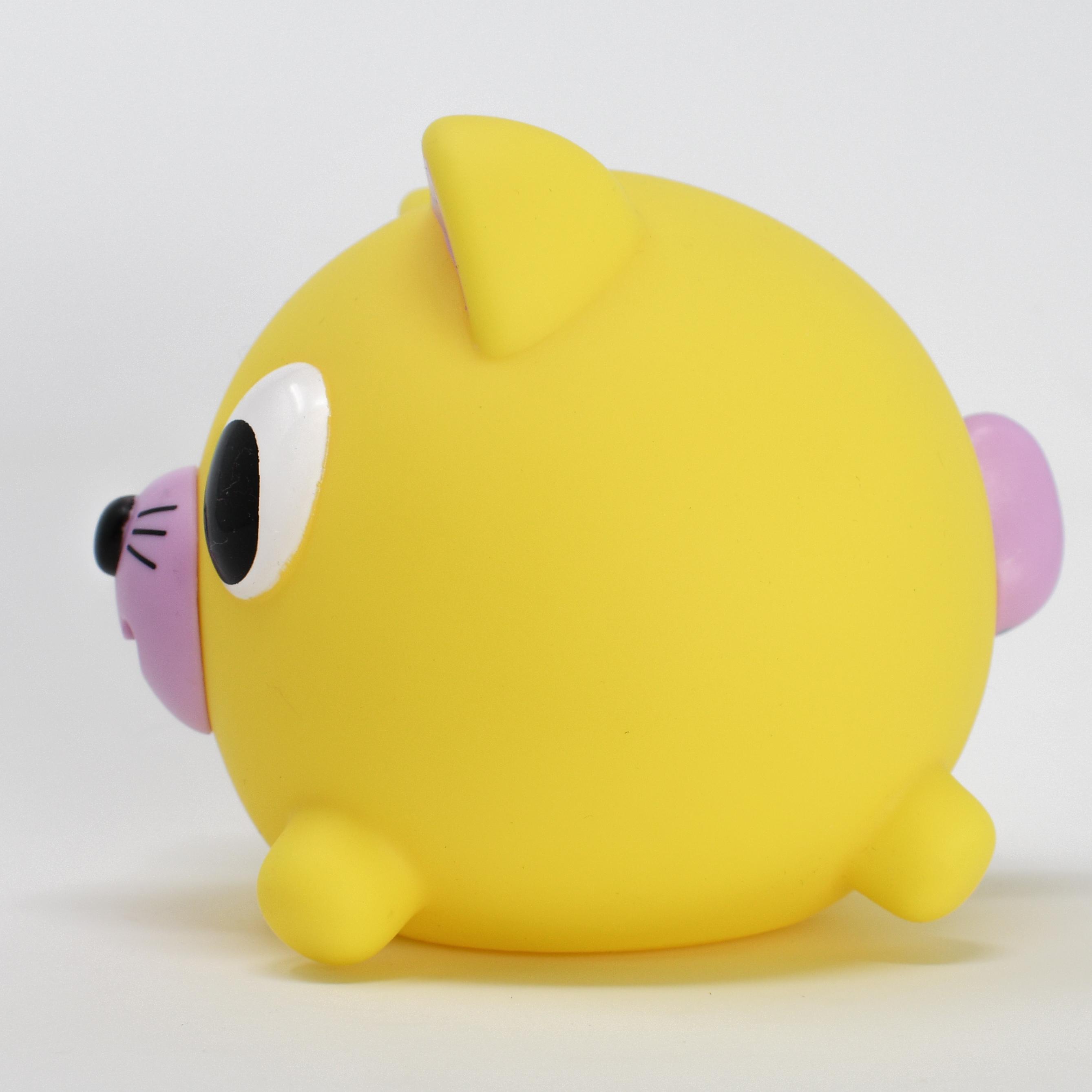 Jabber Ball Yellow Cat-5