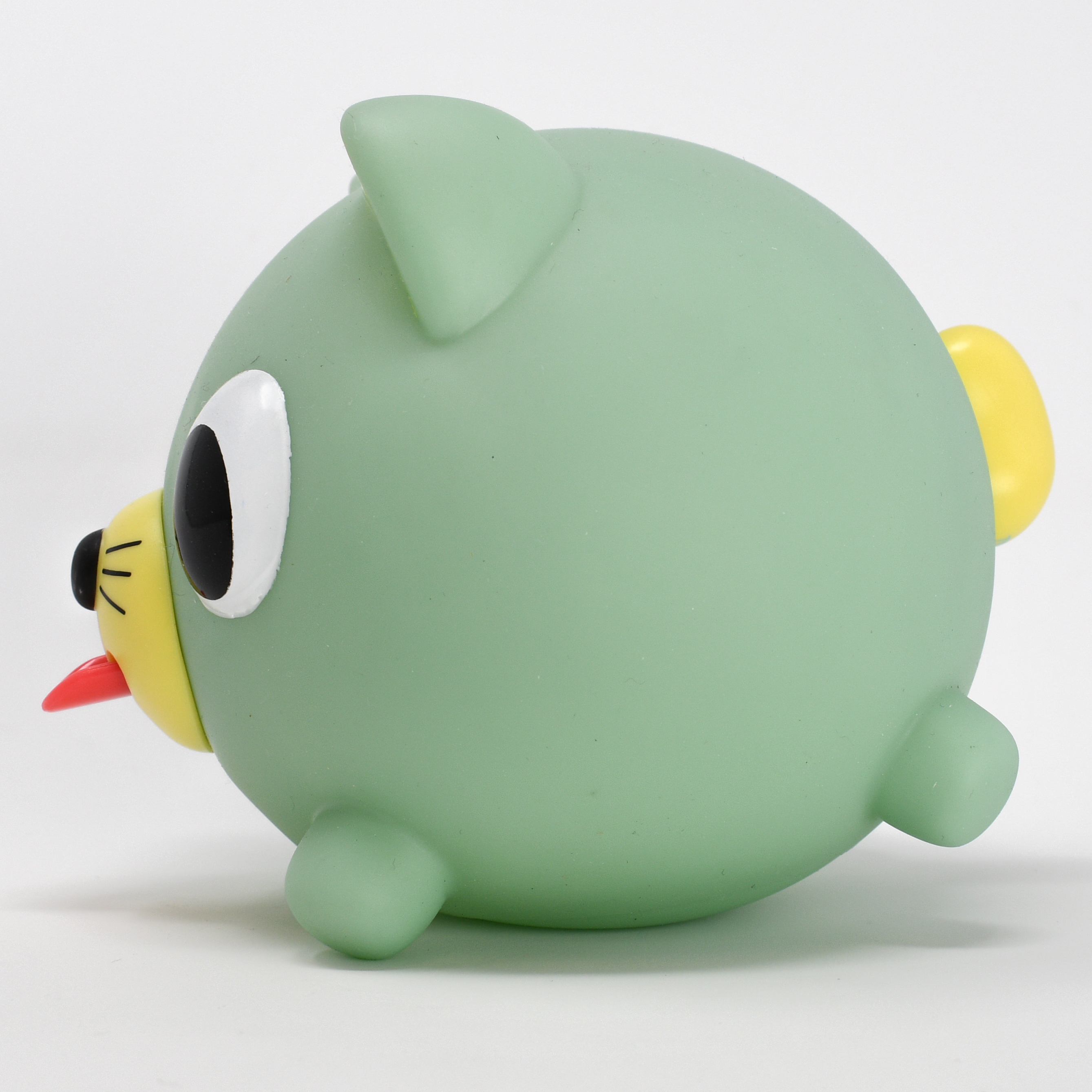 Jabber Ball Green Cat-6