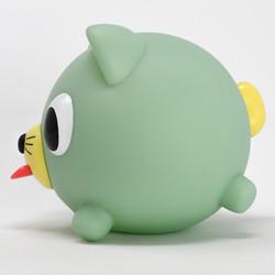 Jabber Ball Green Cat-6