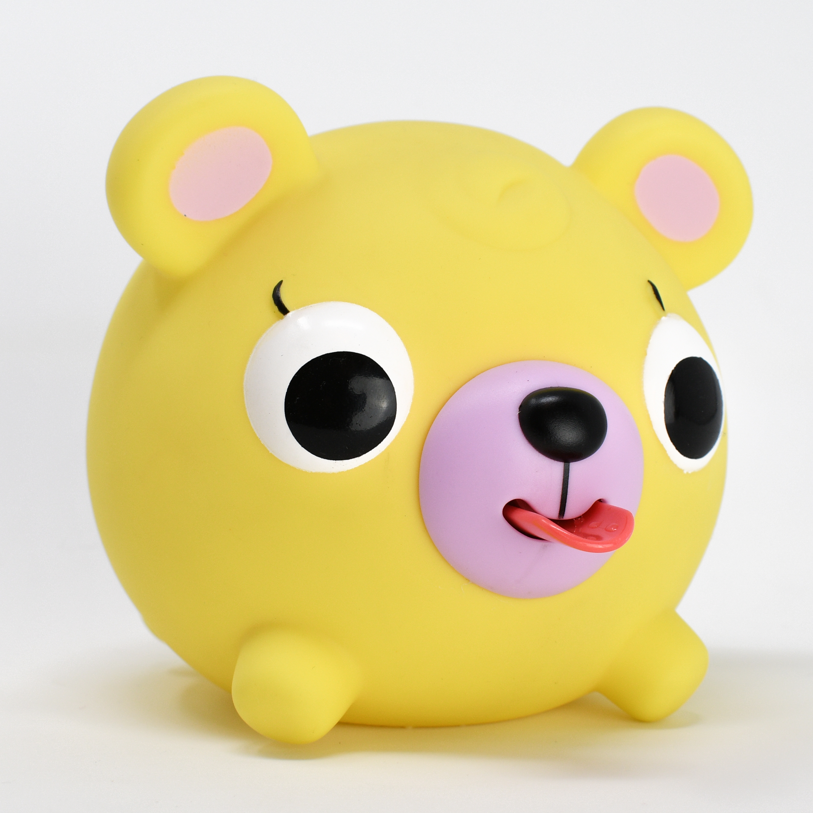Jabber Ball Yellow Bear-9