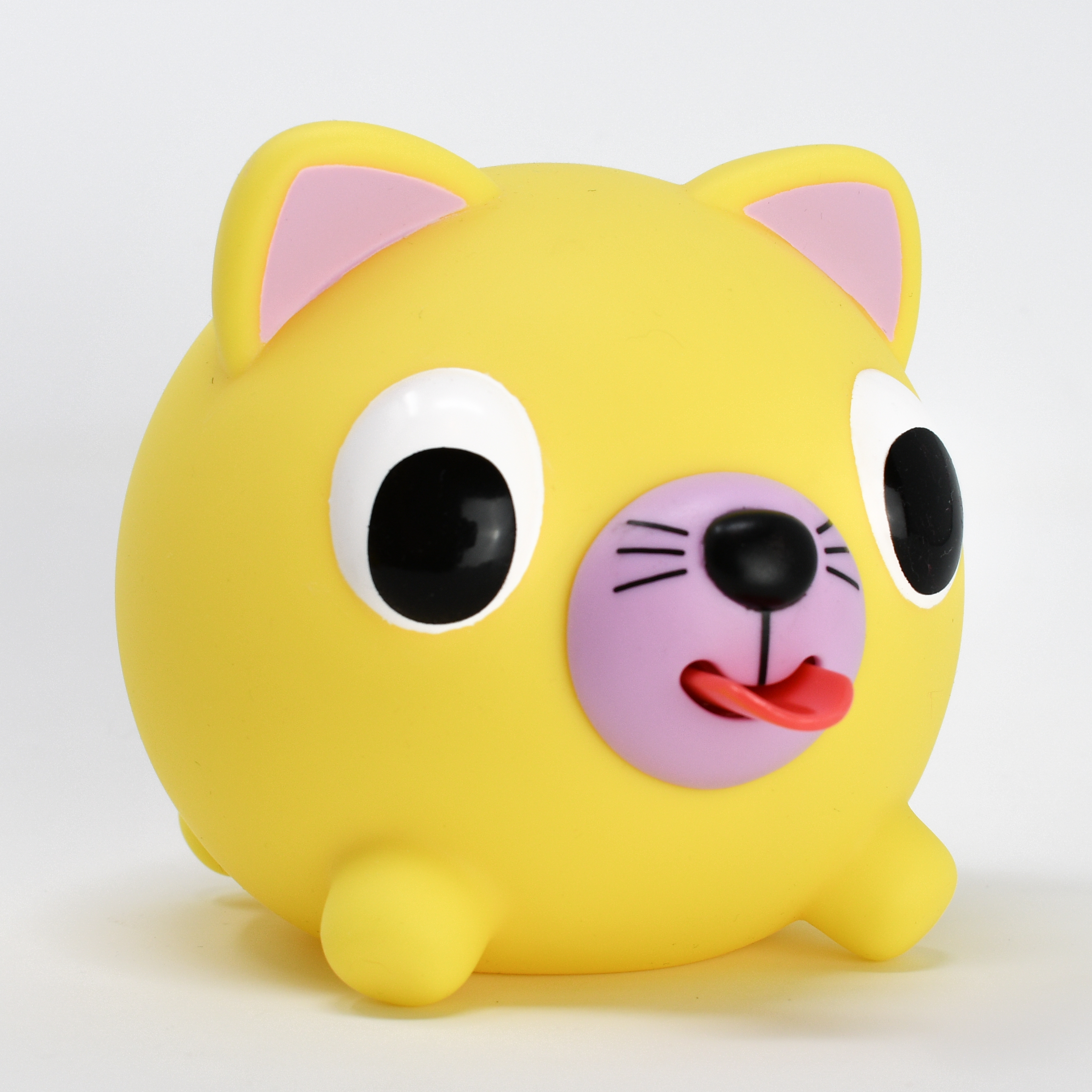 Jabber Ball Yellow Cat-10