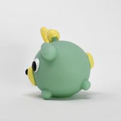 Jabber Ball Green Dog-7