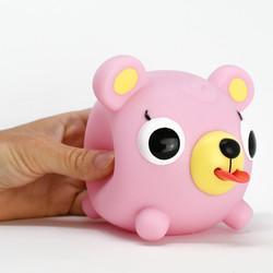 Jabber Ball Pink Bear-8