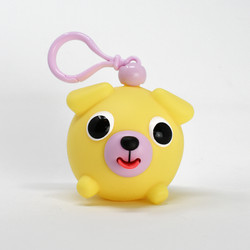 Jabber Ball Yellow Dog-2