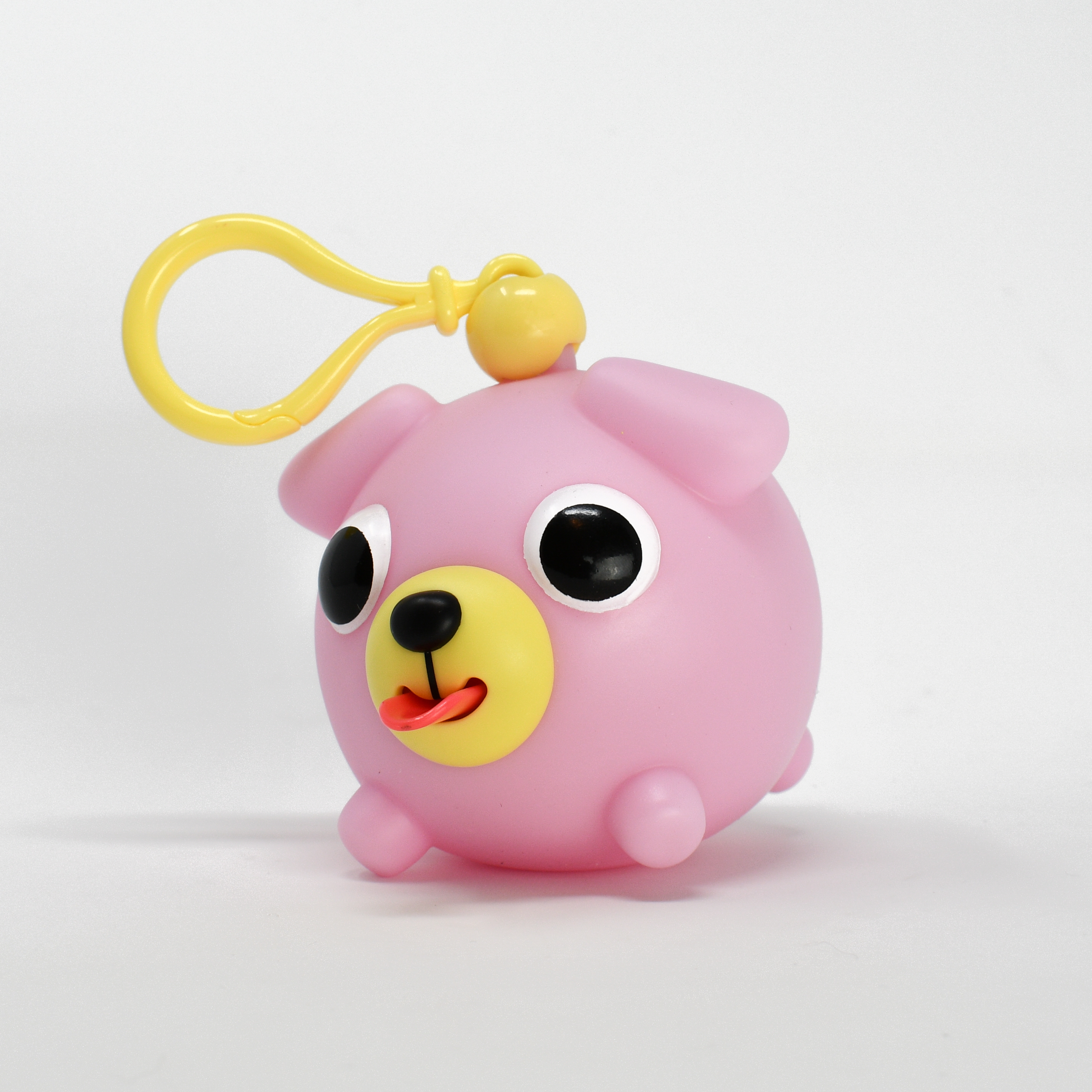 Jabber Ball Pink Dog-8