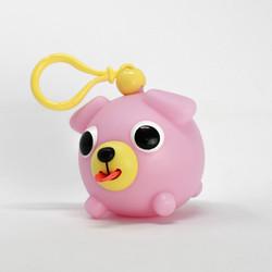 Jabber Ball Pink Dog-8