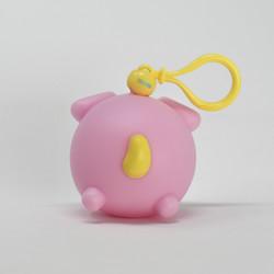 Jabber Ball Pink Dog-5