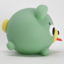Jabber Ball Green Bear-3