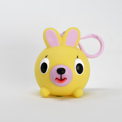 Jabber Ball Yellow Bunny-2