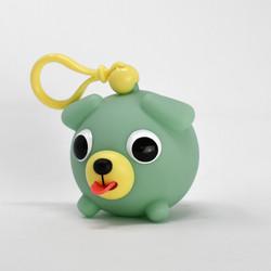 Jabber Ball Green Dog-8