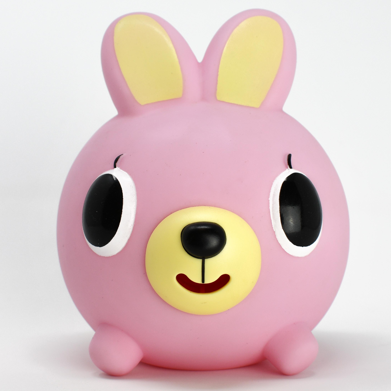 Jabber Ball Pink Bunny-1
