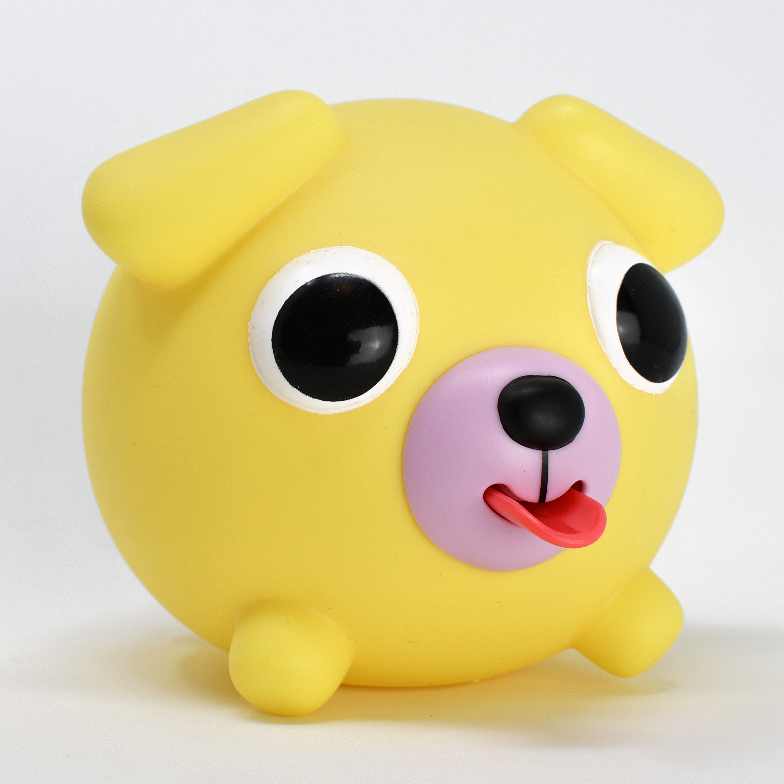 Jabber Ball Yellow Dog-9