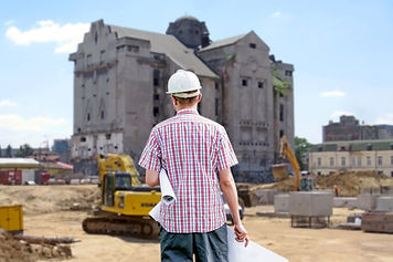 גידי הוד בחירת יזם לפרויקט 38 מטעם הדיירים
