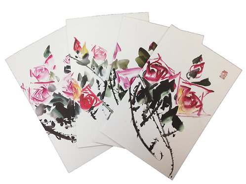 Chen Yuhua Notecards (set of 8)
