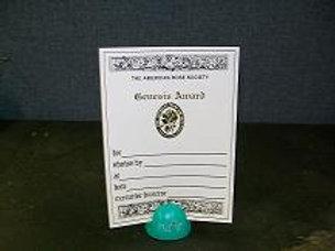 Genesis Award