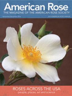 2014 American Rose Annual