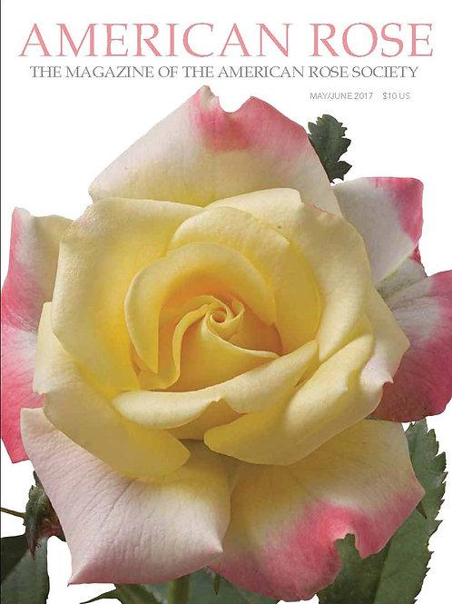 2017 May/June American Rose