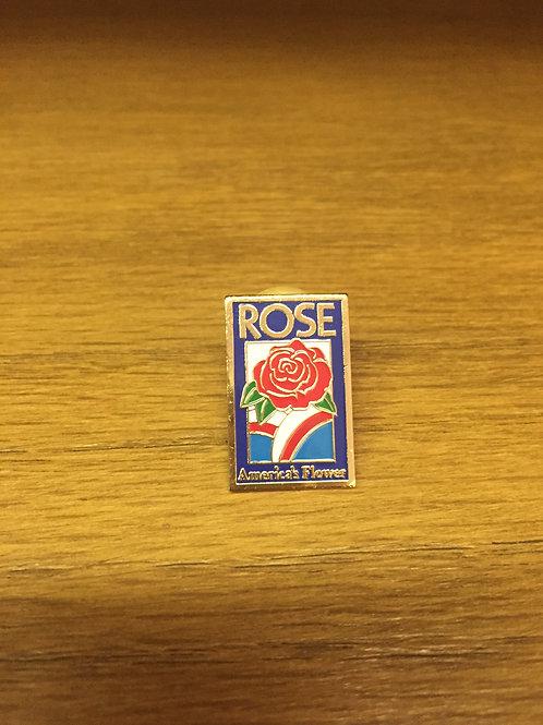 ARS Rose Pin