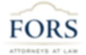 FORS - Attorneys at Law - Logo.png