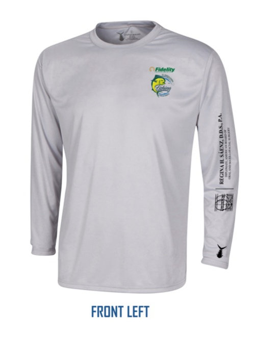 Official STS Fishing Tournament Shirt - YOUTH