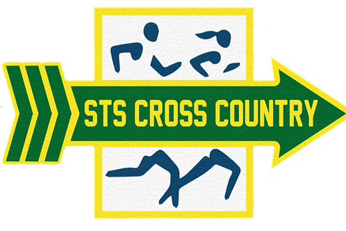 STS Cross Country Patch