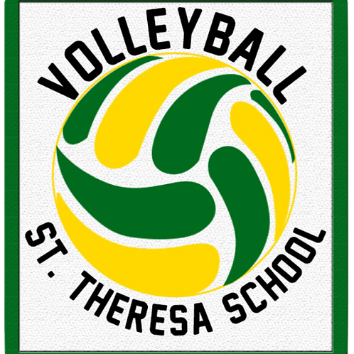 STS Volleyball Patch