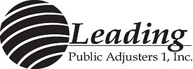 Leading Public Adjuster - Log_1 BW solid