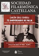CARTEL 75 ANIVERSARIO MANUEL DE FALLA 11