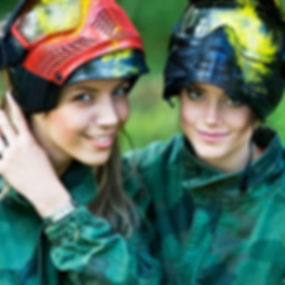 Paintballing Hen Parties Newcastle