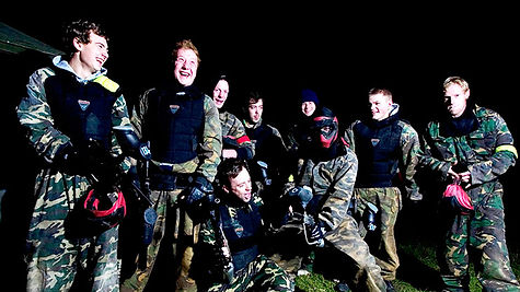 Paintball Newcastle Stag Parties