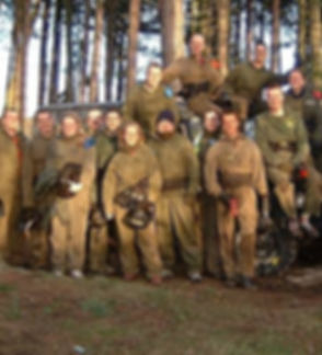 Corporate Paintballing Newcastle