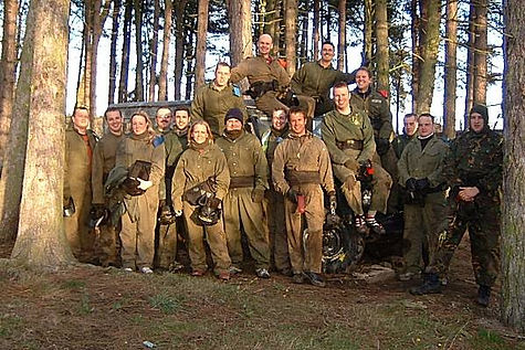 Paintballing for Corporates Newcastle, Durham & Sunderland