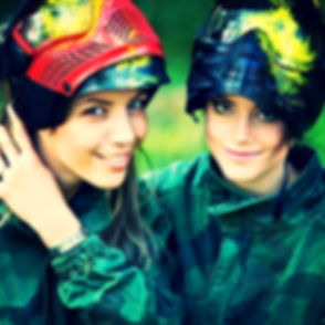 Hen Party Paintballing in Newcastle