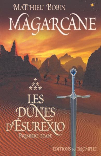 Magarcane - Les dunes d'Esurexio - Première étape