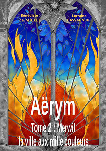 Aerym Tome 2 - Nouveaux Mondes Editions