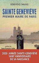 Sainte_Geneviève_-_Premier_Maire_de_Par