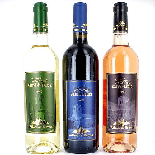 Les vins du Barroux