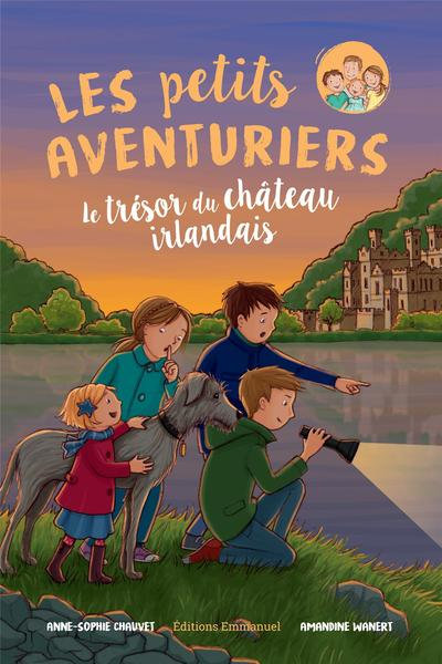 Les petits aventuriers - le trésor du chateau irlandais