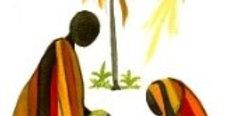Crèche africaine
