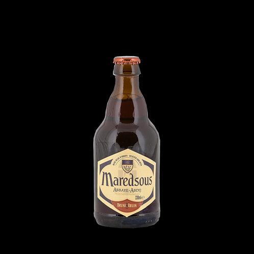 Bière Maredsous brune
