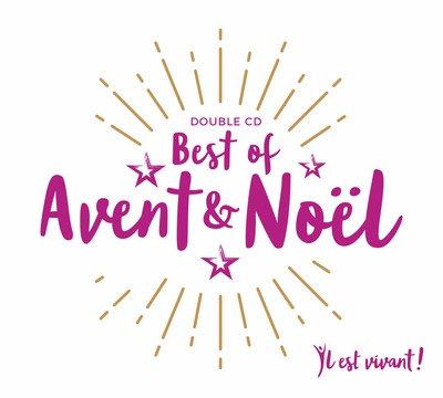 Il est vivant ! Double CD Best Avent & Noel - CD 62