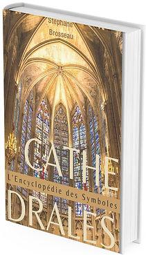 Couverture 3D Cathédrales - Encyclopédie